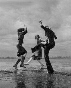 Dancing! Movement, Jumping!
