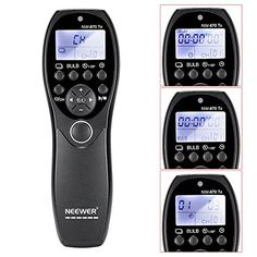Neewer NW-870/S2 320ft/100m LCD Display Shutter Release Wireless Timer Remote Control 2.4G 32CH Transmitter Receiver for Sony a58/ NEX-3NL/ a7/ a7r/ a6000/ a5000/ a3000/ HX300/ RX1R/ RX10/ RX110II Digital Cameras Neewer http://www.amazon.com/dp/B00RHD85XM/ref=cm_sw_r_pi_dp_cm36vb0R1A09D
