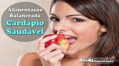 Uma Boa Alimentação Balanceada, Merece um Cardápio Saudável  [ Veja+ ]  Acesse: http://boaalimentacao.com/alimentacao-balanceada-cardapio-saudavel/