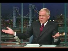 Goodnight, David Letterman: A Celebration ~ Writers and artists reflect on 33 iconic years of the pencil-tapping comic (This is quite a walk down Memory Lane with Dave!) | Consequence of Sound