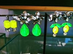 Neon power @Samira13Jewelry #PhilippeFerrandis Neon, My Style, Jewelry, Neon Tetra, Jewlery, Jewels, Jewerly, Jewelery, Accessories