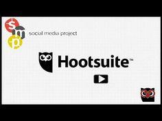 Hootsuite Videotutorial II Owly se viste de etiqueta - Social Media Project