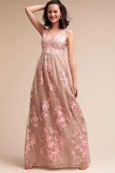 BHLDN Lenox Dress in  Bridal Party View All Dresses   BHLDN