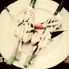 Prawan Kenes steamed and grilled whole Banana, shower with coconut milk...