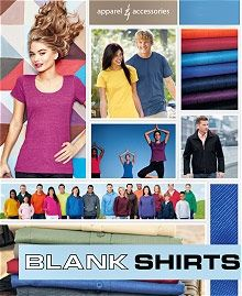 Plain white tees, blank t-shirts, and other blank shirts