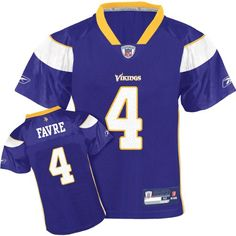 Reebok Minnesota Vikings Brett Favre Toddler Replica Jersey 2T ** Read more  at the image link.