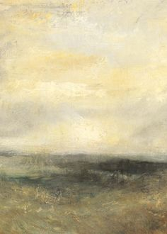 JMW (Joseph Mallord William) Turner, 1775 – was an English Romantic landscape painter, whose style can be said to have laid the foundation for Impressionism. Watercolor Landscape Paintings, Abstract Landscape, Abstract Art, Turner Painting, Joseph Mallord William Turner, Art Graphique, Painting Inspiration, Illustration Art, Famous Artists