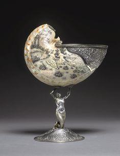 8 perles de verre feuilles sait-environ 13,5 x 14,5 mm Böhm.