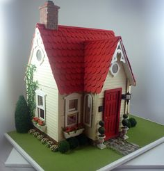 My Cottage- Completed by jenSpec