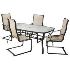 Threshold™ Nokomis Sling Patio Dining Furniture ... : Target Mobile
