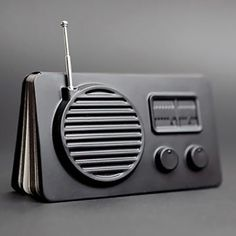 【楽天市場】ラジオ型ブラックノート 面白文房具 面白雑貨 おもしろ文房具 おもしろ雑貨 ネコポス対応送料無料 532P15May16:hABa楽天市場店