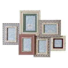 Wooden Frames With Rustic Aesthetic By Carolyn Donnelly