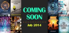 The 15 Most Anticipated YA Novels Publishing In July 2015