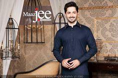 Menswear Kurta Designs For Eid 2014 By Maaz Jee 009
