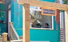 Fika, a charming new café in Kensington Market