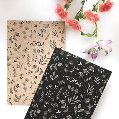 A5 Notebook, Paper Goods, Print Patterns, Notes, Shop, Prints, Report Cards, Notebook, Store