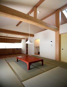 beam / structure / 畳 / tatami / 襖