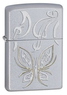 Satin Chrome, Golden Butterfly: Amazon.ca: Health & Personal Care