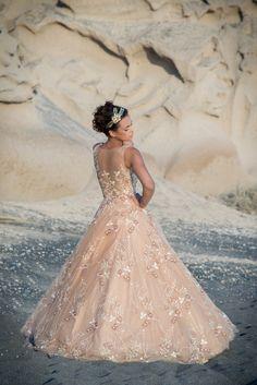 Vestido Solaine Piccoli  Coleção Musas 2016