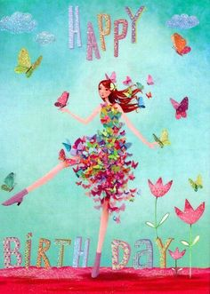 Birthday Quotes QUOTATION – Image : Quotes about Birthday – Description Mila Marquis Sharing is Caring – Hey can you Share this Quote ! Happy Birthday Art, Birthday Pins, Happy Birthday Pictures, Birthday Wishes Cards, Bday Cards, Happy Birthday Messages, Birthday Blessings, Birthday Love, Happy Birthday Greetings
