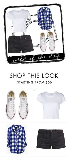 """""""Italy 3"""" by lightbody-joanna on Polyvore featuring Converse, RE/DONE, Rails, TWINTIP and Tim Holtz"""