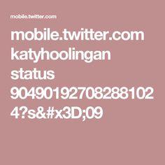 mobile.twitter.com katyhoolingan status 904901927082881024?s=09
