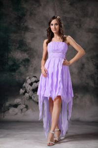 Find More Information about Soft Blue Bridesmaid Dress Chiffon ...