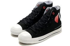 #Mens and #Womens #Converse graffiti #shoes #black