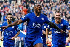 Blog Esportivo do Suíço: Leicester vence Southampton e fica ainda mais próximo do título