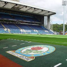 Watched Blackburn Rovers play here