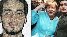 Does anyone besides me think this guy... ...looks like this guy with Angela Merkel? If so... then for me that would confirm this was just one more cabal false flag event. Hands down. More exciting ...