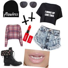 """I woke up like this"" beyonce inspired outfit from her song ""flawless"" urban look."