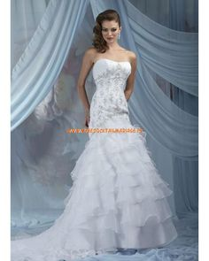 Impression Robe de Mariée - Style 10005