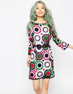 Cutest crochet dress <3