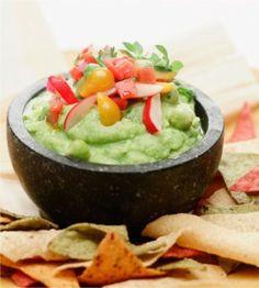 Fresh Mexican Guacamole