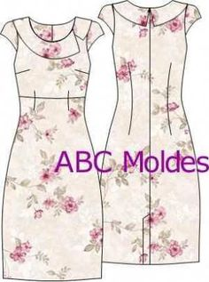 Tremendous Sewing Make Your Own Clothes Ideas. Prodigious Sewing Make Your Own Clothes Ideas. Make Your Own Clothes, Dress Tutorials, Dress Sewing Patterns, Colorful Fashion, Cheap Fashion, Fashion Women, Fashion Sewing, Sewing Clothes, Pretty Dresses