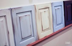 Shiloh Cabinetry - Cottage Finishes