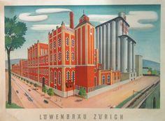 Brauerei Löwenbräu Zürich, ca.1920