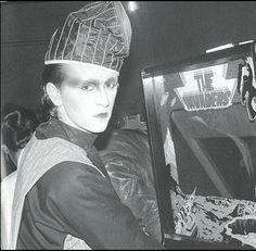 Classic Arcade Celebrity All-Star Special! Blitz Kids, Stranger Things Steve, New Romantics, Strange Photos, Song Artists, Day Of My Life, David Beckham, Steve Strange, Good Music