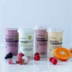 Nutritious, delicious and convenient - smoothies make a perfect liquid lunch or mid-day energy booster. Woolies has a new range of low-fat fruit smoothies. Corporate Outfits, Corporate Gifts, Liquid Lunch, Paleo, Keto, Fruit Smoothies, Gut Health, Yum Yum, Catering