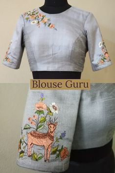 Buy Online Blouse Sewing Patterns from Blouse Guru in Seconds. with different categories of Blouse Sewing Patterns. Cutwork Blouse Designs, Pattu Saree Blouse Designs, Fancy Blouse Designs, Blouse Neck Designs, Blouse Styles, Blouse Designs Catalogue, Stylish Blouse Design, Latest Embroidery Designs, Saree Embroidery Design
