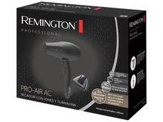 Secador de Cabelo Remington Pro Air Turmalina - com Íons 1850W 2 Velocidades com as melhores condições você encontra no Magazine Comerciosdigital. Confira!