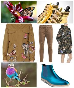 #ladis #shoes #classy #streetstyle #moodboard #trend #madeinitaly #glamour #åccessories #sneakers #golden #silver #white #blackandwhite #red #allwhite #look #outfit #ss16 #CAMO #PARKA #WILD #JUNGLE