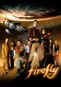 Firefly (2002) Set almost 500 years in the future, this short-lived but much-loved sci-fi series follows the adventures of the ragtag crew of the transport spaceship Serenity, who view no job as too small, too dirty or too close to the line of illegality.