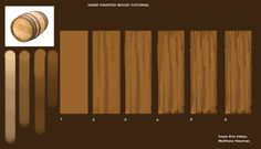 ::LINK:: wood hand-painting with Matthew Heyman http://www.polycount.com/forum/showthread.php?p=1259024#post1259024