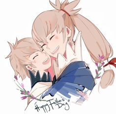 Fire Emblem: Fates - Takumi and Kiragi
