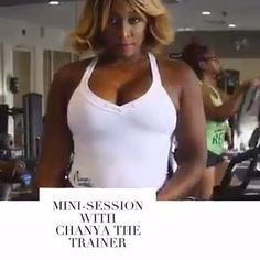 Mini training session live on you tube!! Like • Follow • Subscribe!! Thanks for your support! #TurnUpTuesday #WomenTrainers Blackentrepreneurs Consulting Group Celsius Fit Chicks FITNESS Magazine BlackWomen Apple Inc.#supportsmallbusiness #trainers #trainerlife #trainhard #fitness #tuesday #trainhard #milf #mompreneur Rickey Smiley Official FanPage fit.pl FitTV Muscle & Fitness Female Fitness Videos FitTV Channel Fit Findings Fitchicks Damn They Cute The Real Ebony Babes Real Ebony Babes…