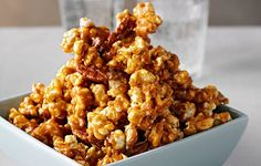 Salted Caramel Popcorn Recipe With Video Tutorial | The WHOot