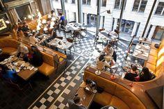Bread Street Kitchen - Gordon Ramsay in Barbican - My Destination London