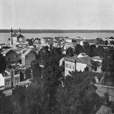 Vista da cidade. Manaus. Álbum do Amazonas 1901-1902.